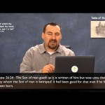 Holy Communion & The Table of Shewbread (Passover 2014)