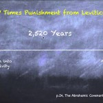 2520 Punishment: From 745 B.C. to 1776 A.D.