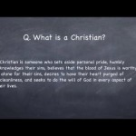 The Difference Between Christianity and All Other Religions (Revelation 17 B)